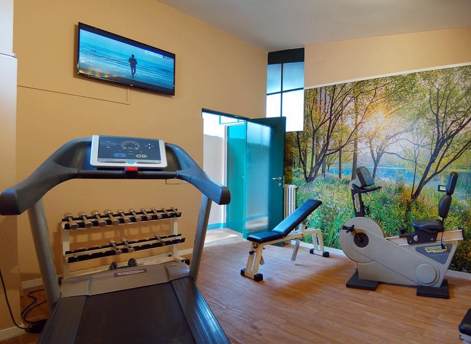 Fitness in Palestra