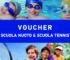 Voucher Recupero Scuola Nuoto e Scuola Tennis